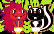 PePe & Hugo Peed & Pooped Their Golden Diapers 3