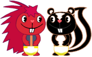 PePe & Hugo Peed Their Golden Diapers 3