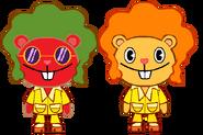 The Phantom Disco Dancer With Disco Bear