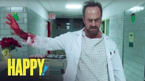 HAPPY! Season 1 Teaser Trailer Rough Day SYFY