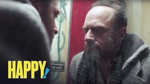 HAPPY! San Diego Comic Con 2017 Teaser Trailer SYFY
