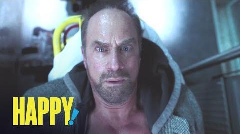 HAPPY! What Is HAPPY!? SYFY