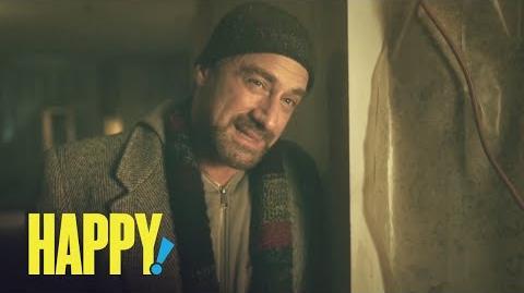 HAPPY! Season 1, Episode 1 One Too Many SYFY