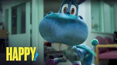 HAPPY! Season 1 Teaser Trailer Imaginary Friend SYFY