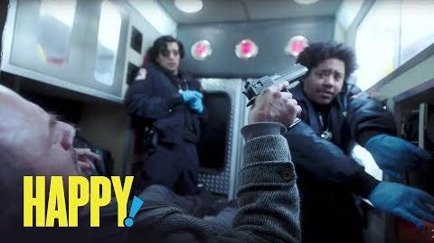 HAPPY! Season 1 Teaser Can You See Me? SYFY