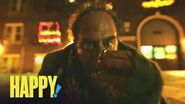 HAPPY! Season 1, Episode 2 Holiday Party SYFY