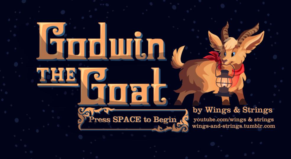 Godwin the Goat