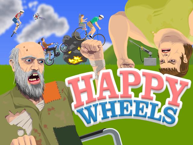 Happy Wheels Wiki