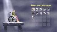 Character Selection Screen JS