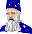 Wizard Guy (Smaller Image)