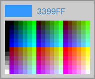 Old color selector