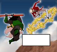Guan Yu vs Sun Wukong (Season 2 Episode 13)