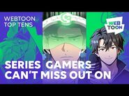If You're A Gamer, You'll Love These Webcomics - WEBTOON - Top Tens