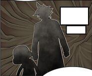 Chota's silhouette (Season 2 Episode 5)