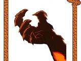 Demon King's Hellfire Gloves