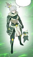 Nightmare Sora and Nightmare Ego (AE 1)