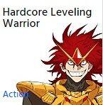 10.04.21 Hardcore Leveling Warrior LINE Webtoon desktop icon