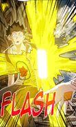 Han Gun-Jae putting his power in Yopi's card (Season 2 Episode 81)