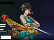 Gluttony Sora (먹보 소라) Image (Hardcore Leveling Warrior with Naver Webtoon)