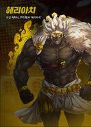 Heriach (Hardcore Leveliing Warrior with Naver Webtoon)
