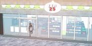 Ko-Sora (Sora) entering Hohoee 25 (Episode 12)