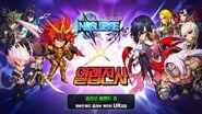 Noblesse Zero with NAVER WEBTOON x Hardcore Leveling Warrior