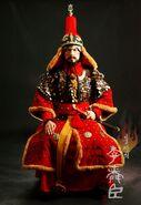 Yi Sun-Shin in Immortal Admiral Yi Sun-sin South Korean television series
