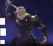 Bamboo Spear Man (Hardcore Leveling Warrior with Naver Webtoon)