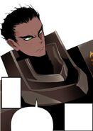 Xiang Yu in his Combat Gear (Season 2 Episode 35)