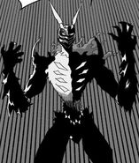 Ligos gaining the power of Nightmare after using Contract - Nightmare (Episode 41)