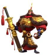 Yi Sun-Sin (Rise of Kingdoms)