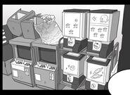 Kim Sehoon on the toy capsule vending machine (Episode 121)