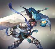 Awakened Sora (Awakening Hardcore Leveling Warrior with Naver Webtoon)