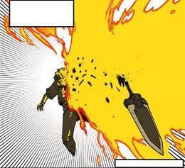 Holy Fire Slash's effect on Nightmare Drip Soup (Season 2 Episode 28).jpg