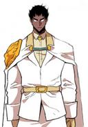 Xiang Yu in his Giga outfit (Season 2 Episode 35)