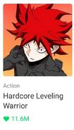 LINE Webtoon (English) Mobile Icon April 2021