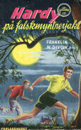 The Secret of the Old Mill Norway 1951 cover