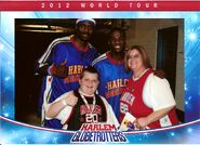 Globetrotters 10001