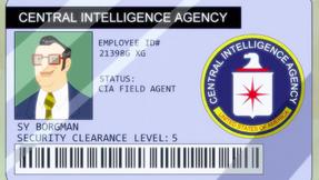 Sy CIA id