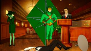 Ivy with Kite Man