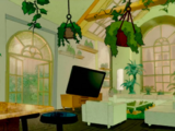 Poison Ivy's apartment