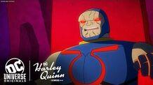 Get to Know Darkseid Harley Quinn Season 2 DC Universe