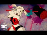Harley Quinn and Her Team of Super Villains