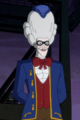 Alfred Pennyworth as the Macaroni