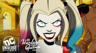 Get to Know Harley Character Spot Harley Quinn Premieres 11 29