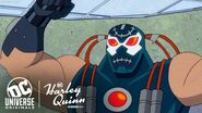 Get to Know Bane Harley Quinn DC Universe TV-MA
