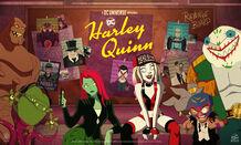 Harley Quinn Banner S2