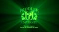 Riddler University logo