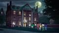 Riddler University Frat House
