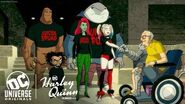 Harley Quinn Mid-Season Catch Up Watch on DC Universe TV-MA